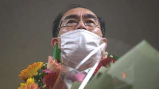 Defector and former North Korean diplomat Thae Yong Ho
