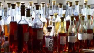 The US has added tariffs on certain cognac and other grape brandies from France and Germany.