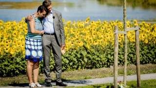 Родичі жертви катастрофи МН17