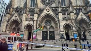 New York katedral