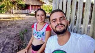 Junto da esposa, grávida, Higor Cazimiro deixou Altamira rumo à sua comunidade natal, na Resex Rio Xingu, para fugir da pandemia