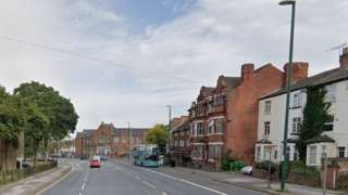 Alfreton Road Nottingham