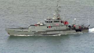 Border Force cutter (generic)