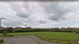 Land in Pinel Close, Broughton Astley, Leicestershire