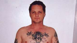 David Morris, who was convicted of the Clydach murders