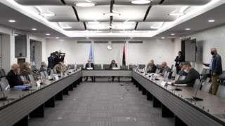Cenevre'deki Libya görüşmeleri