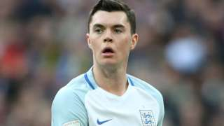 Everton defender Michael Keane
