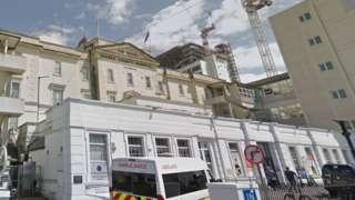 Brighton hosptial