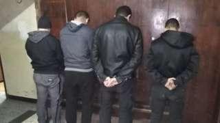Bulgaria football fans
