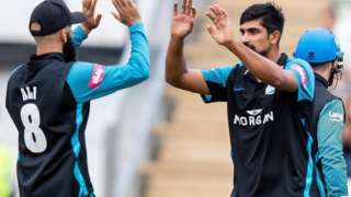 Captain Moeen Ali, new signing Ish Sohdi and paceman Josh Tongue all played a part as Worcestershire battled back to tie with Notts