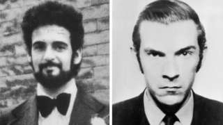 Peter Sutcliffe and Graham Young
