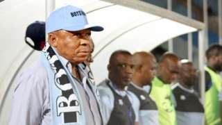 Former Botswana coach David Bright