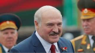 President Alexander Lukashenko, 3 Jul 20