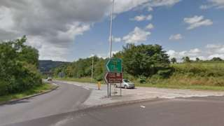 The A5 Chirk bypass