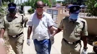Mr Rao has been arrested