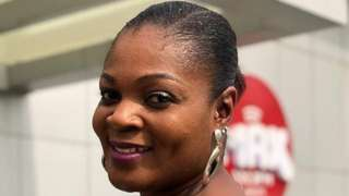 Emmanuella Pobeni Adepoju Max FM Presenter don die
