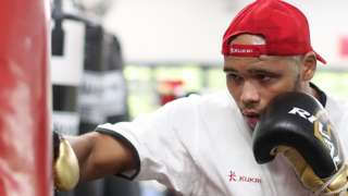 Frazer Clarke has sparred with Anthony Joshua and Joseph Parker
