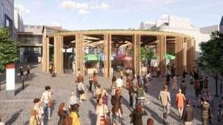 Aberdeen Market plans