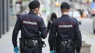 Коронавірус у Росії