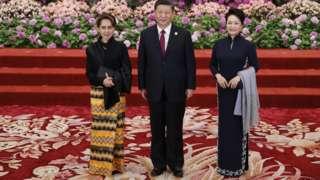တရုတ်သမ္မတရဲ့ခရီးစဉ်အပေါ် မြောက်ပိုင်းမဟာမိတ်အဖွဲ့တွေရဲ့ သဘောထား ဘယ်လိုရှိသလဲ