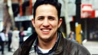 Alejo Hunau was murdered in his apartment in 2004