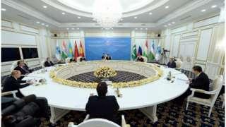 ШКУнун кезектеги саммити 14-июнда Бишкекте болду.