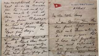 John Harper's letter