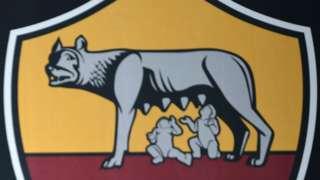 AS Roma club badge