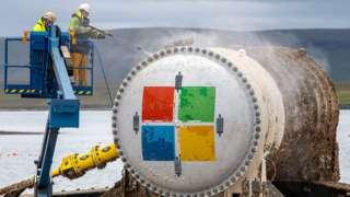 Capsula da Microsoft