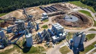 Mississippi plant