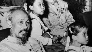 Cố Chủ tịch VNDCCH Hồ Chí Minh