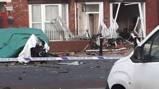 South Shields car crash
