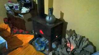 Ўзбекистондаги хонадондаги печка