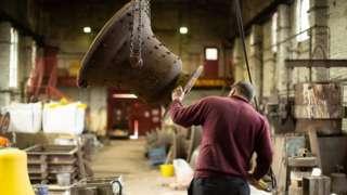 John Taylor bell foundry Loughborough