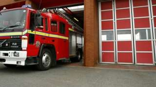 Fire engine - generic image
