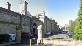 Streetview of Durham Crown Court
