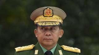 General Min Aung Hlaing