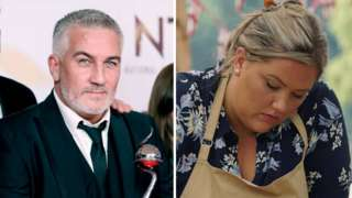 Bake Off judge Paul Hollywood has defended their decision to put Laura through to next week's final