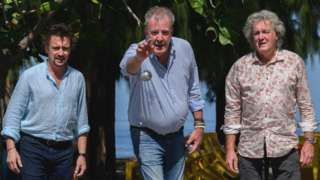Richard Hammond, James May, Jeremy Clarkson