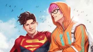 New Superman Bisexual: DC comics Superman Bisexual profile
