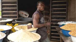 Food prices in Nigeria