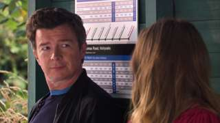 Rick Astley in Hollyoaks