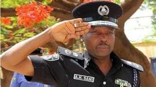 Kamanda wa Polisi Jimbo la Kano