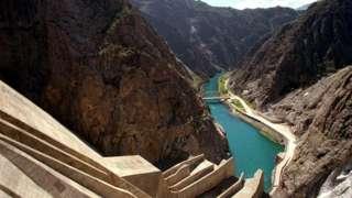 Токтогул ГЭС