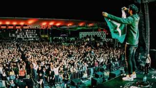 A previous concert by Solis Festival