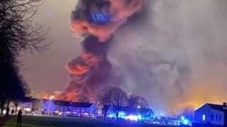 Fire in Splott