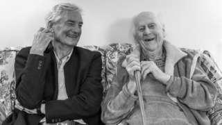 Sir James Dyson with Logie Bruce-Lockhart