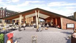 Great Yarmouth Market design