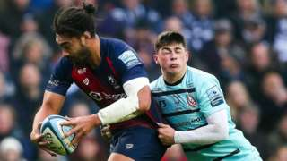 Bristol beat Harlequins on 8 March, the last game before the lockdown interrupted the season