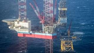 Planta petrolera danesa